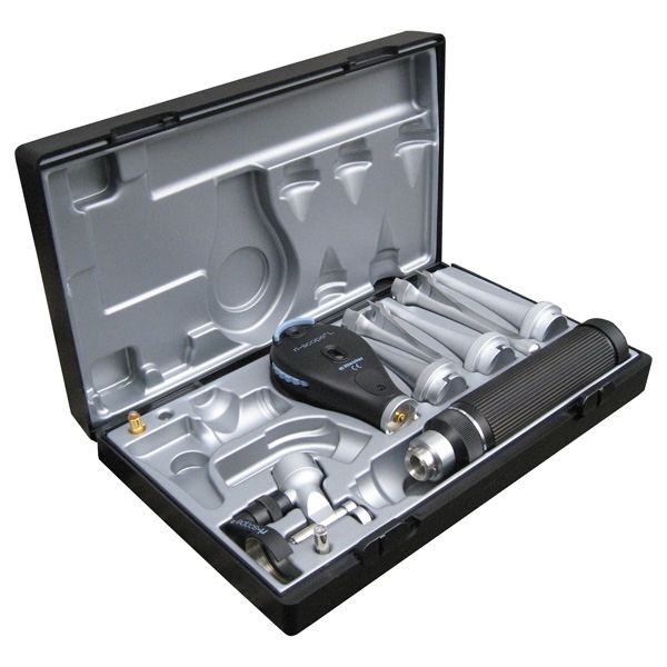 Riester set vet I otoscop / oftalmoscop set