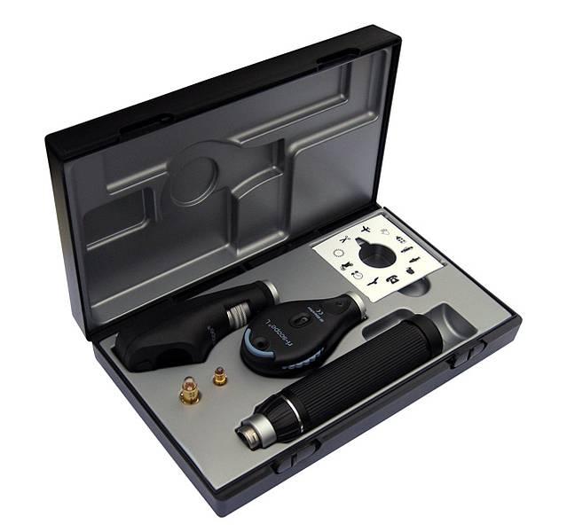 Riester ri-vision cu slit retinoscope set