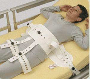 Sistem de imobilizare si pozitionare la pat Segufix-2231