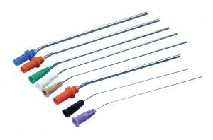 Ace metalice (canule) aspiratie auriculara-nazala