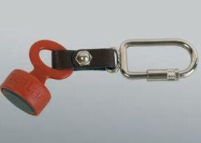 SEGUFIX cheie magnetica cu inel pentru port-chei - disponibila optional - 1209