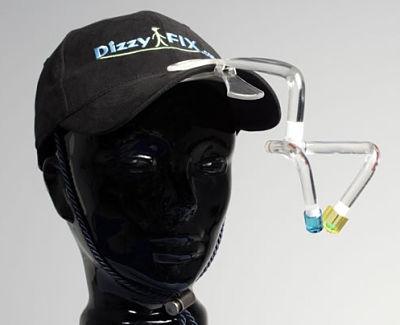 Vertij – dispozitiv pentru tratament VPPB (DizzyFIX)