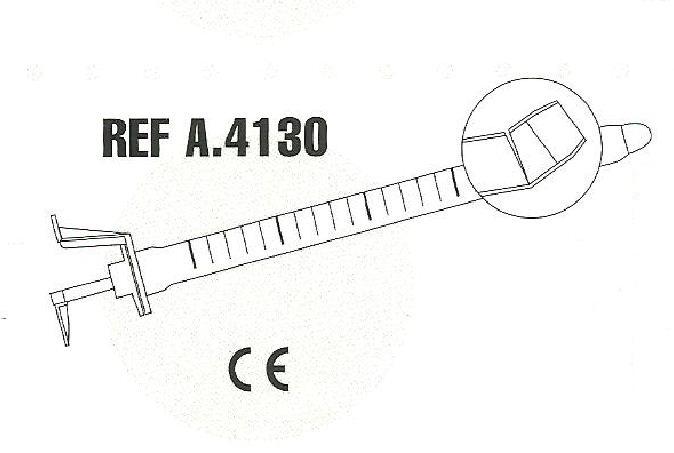 """Rectosigmoscop """"rigid-flexibil"""""""