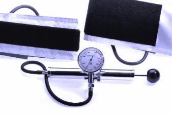 Garou pneumatic – Komprimetru