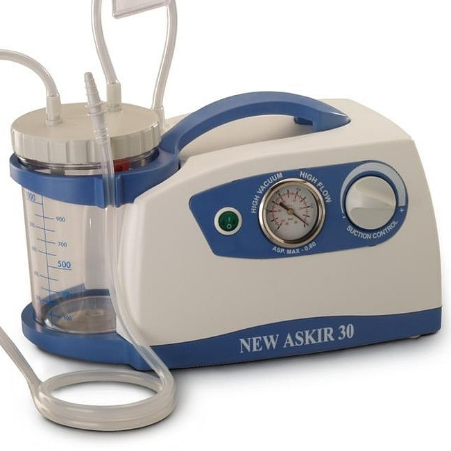 Aspirator chirurgical New Askir 30, 1000 ml