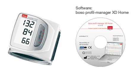 Tensiometru Boso Medilife PC 3
