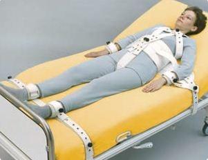 Sistem de imobilizare Komplett - Segufix, cu banda de fixare printre picioare