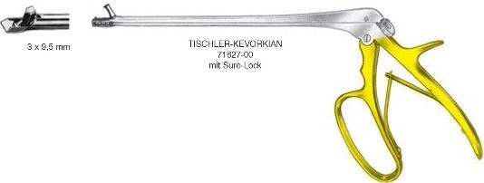 Pensa biopsie cervicala Tischler- Kevorkian
