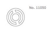 Riester membrana stetoscop , Ø34mm