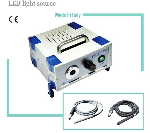 Sursa de lumina LED Ecolite – Sapimed