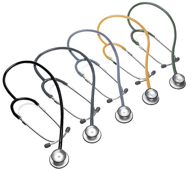Riester stetoscop duplex cromat