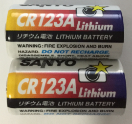 Baterii Lithium CR 123A