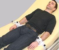 Sistem de imobilizare rapida a bratelor, cu lacat magnetic - Segufix, Adulti