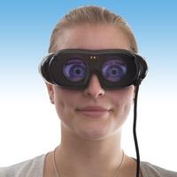 Ochelari Frenzel Nystagmus LED – model 801