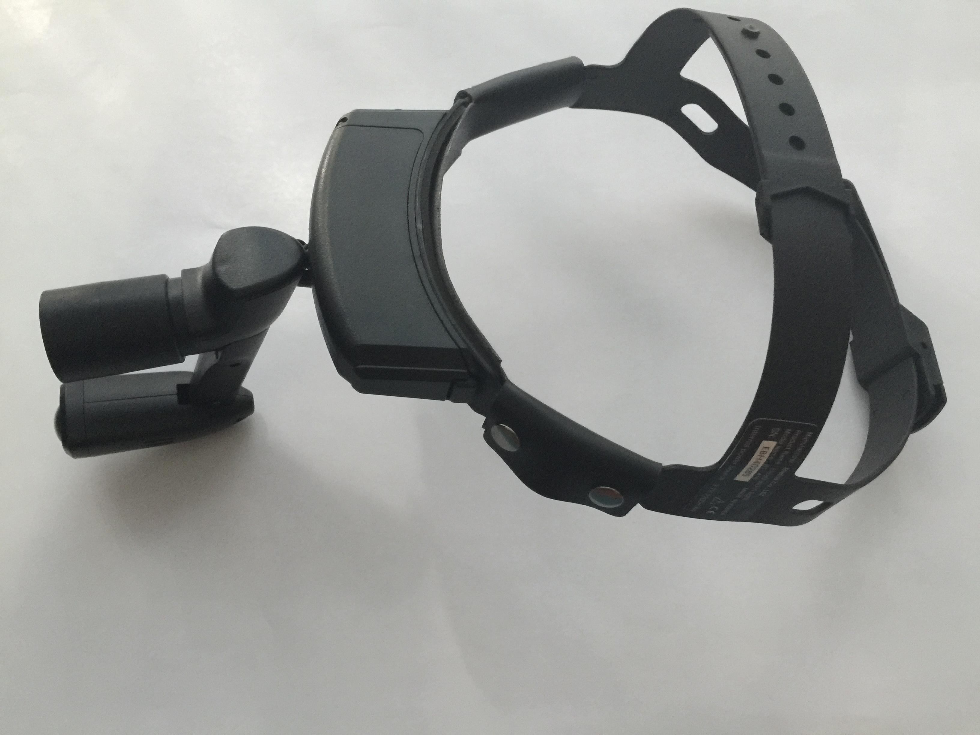 Lampa frontala LED BT-410A, fascicul de lumina ajustabil, inclusiv lampa Astral