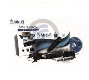 Otoscop digital wi-fi Mic-Fi FedMedMicFiot
