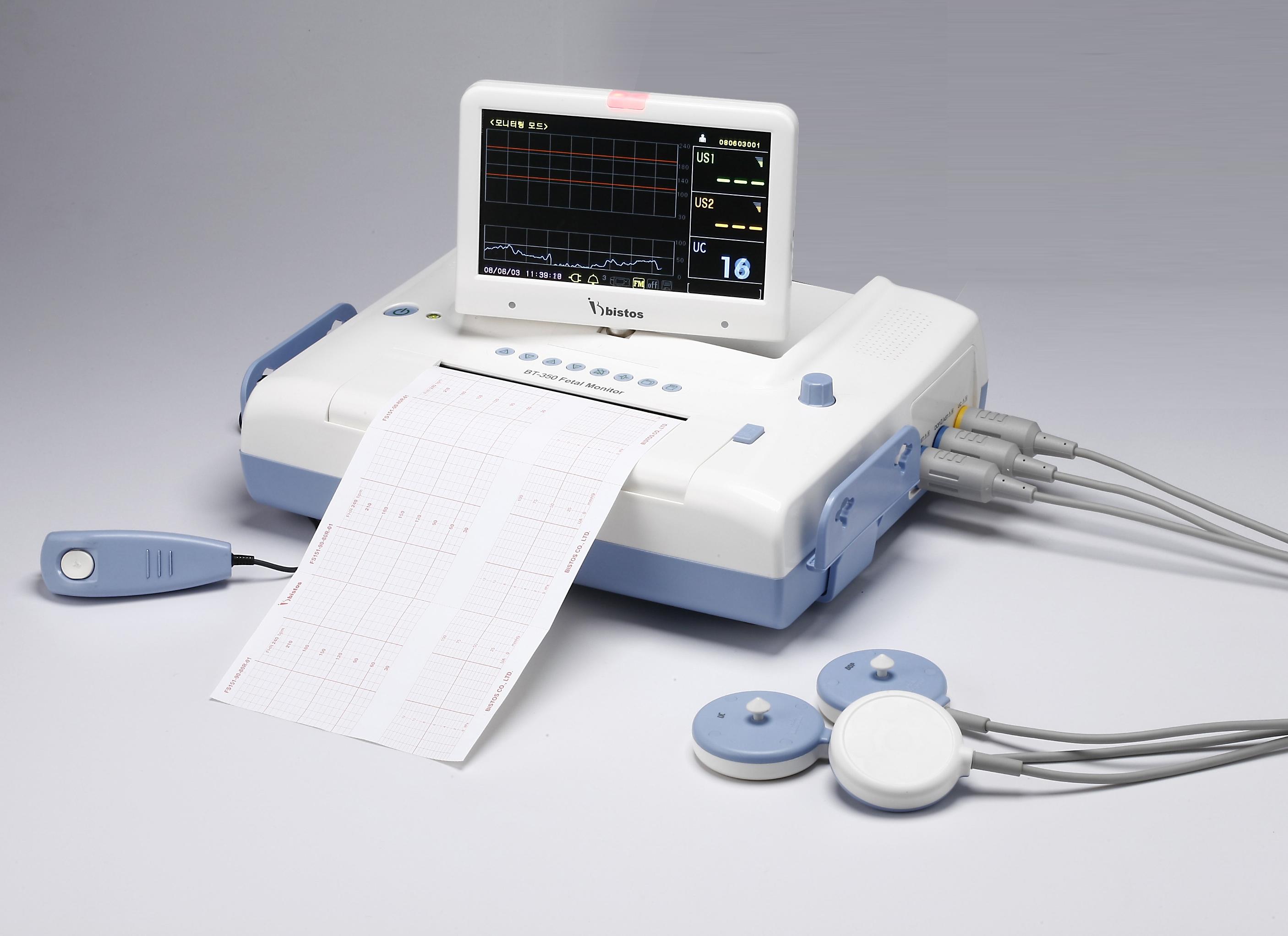 Monitor fetal cardiotocograf BT-350 LCD