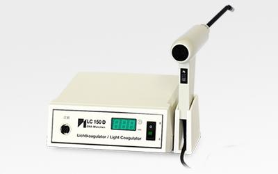 Coagulator cu infrarosu