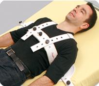 Sistem de imobilizare rapida a umerilor, cu lacat magnetic – Segufix – 4213