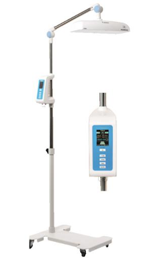 Bistos Lampa Fototerapie cu stativ pe roti, pentru nou nascuti – BT-400